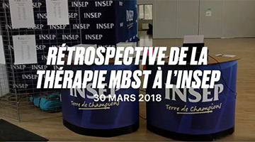 Retour sur la Thérapie MBST à L'INSEP