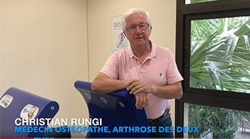 Christian RUNGI, médecin ostéopathe